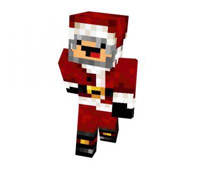 knappknackslive (Santa Claus) Skin for Minecraft