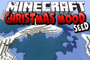 4 Winter Villages for a Christmas Mood Seed for Minecraft