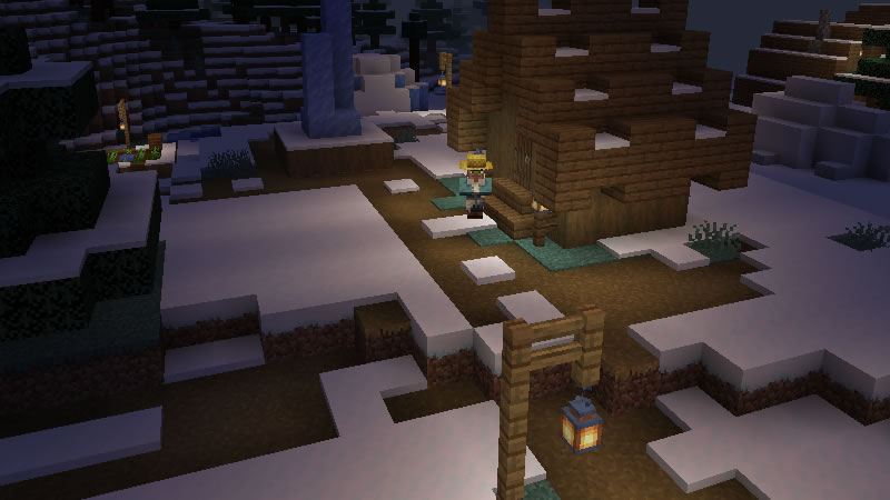 4 Winter Villages for a Christmas Mood Seed Screenshot 5