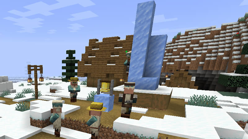 4 Winter Villages for a Christmas Mood Seed Screenshot 6
