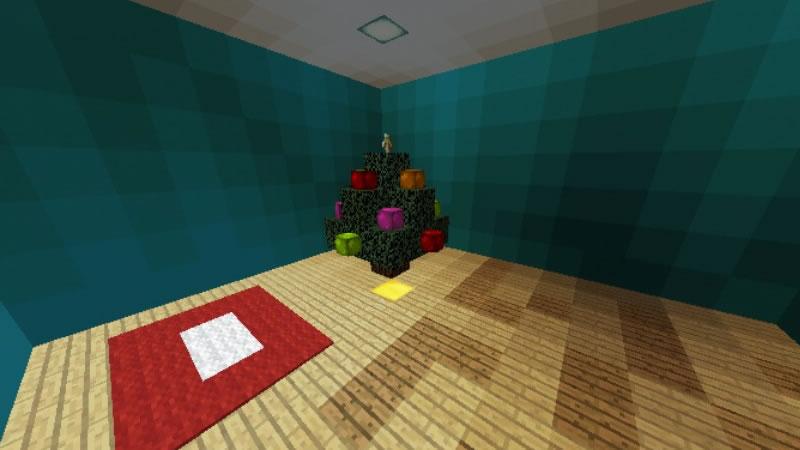 Boy Santa Has It Tough Map Screenshot 2