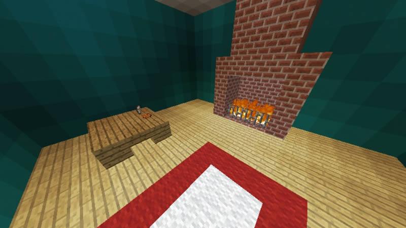 Boy Santa Has It Tough Map Screenshot
