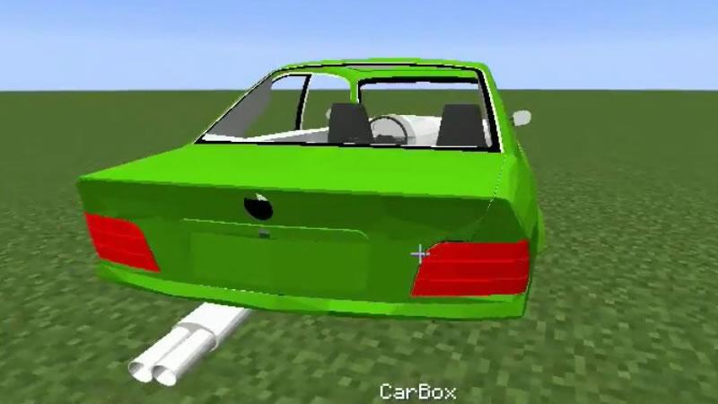 Cars and Engines Mod Screenshot 2