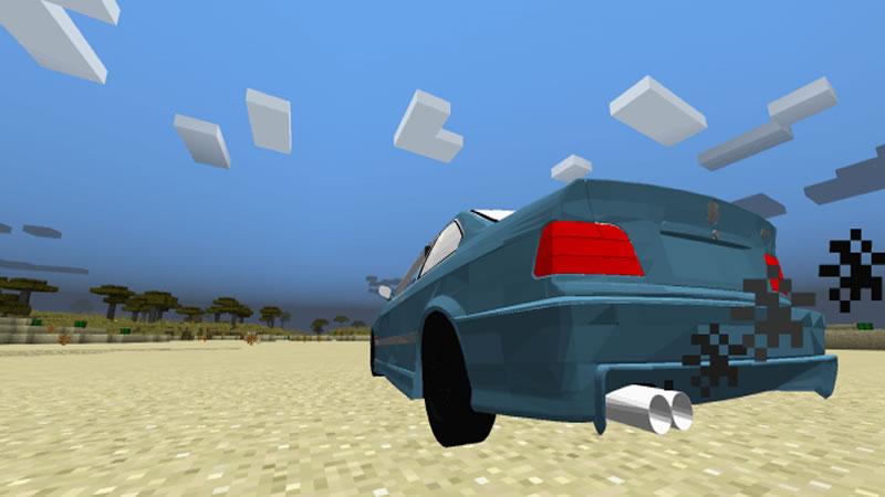 Cars and Engines Mod Screenshot