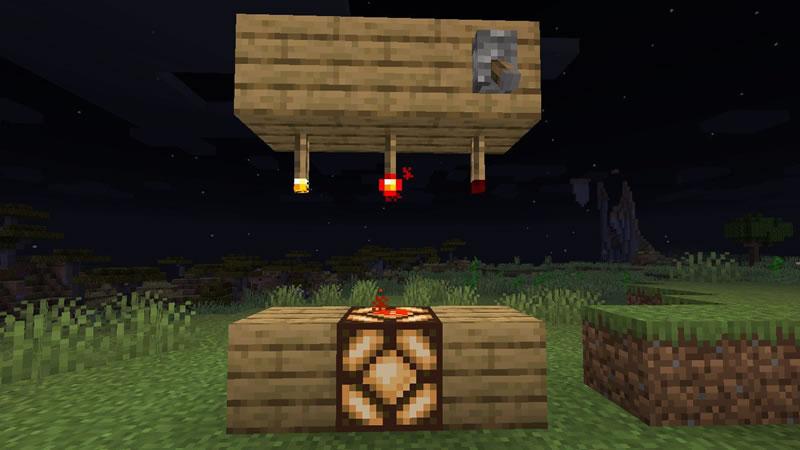 Ceiling Torch Mod Screenshot 2