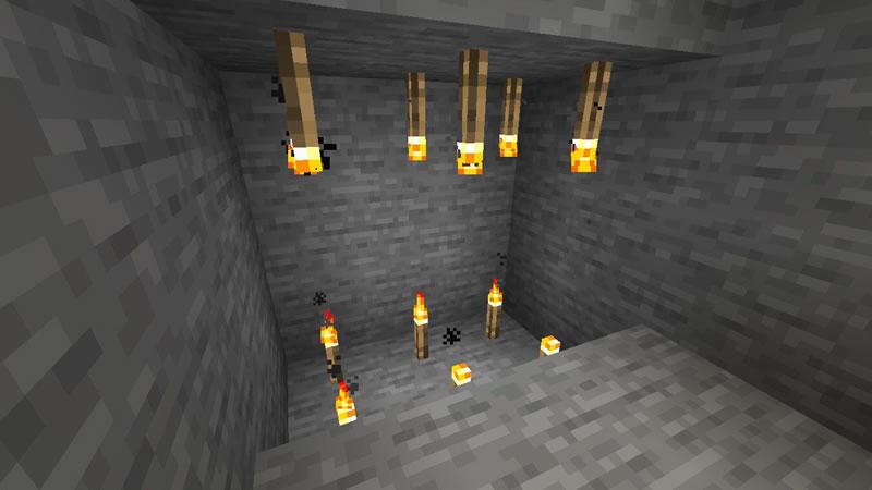 Ceiling Torch Mod Screenshot
