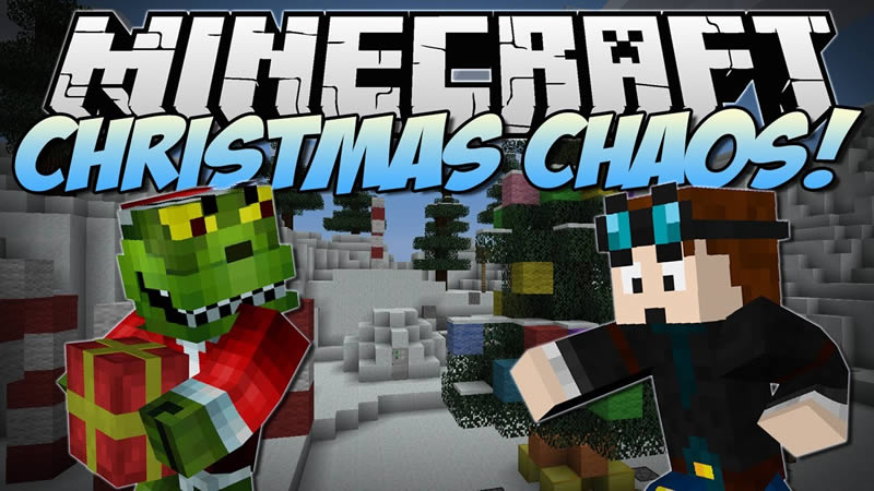 Christmas Chaos Map for Minecraft
