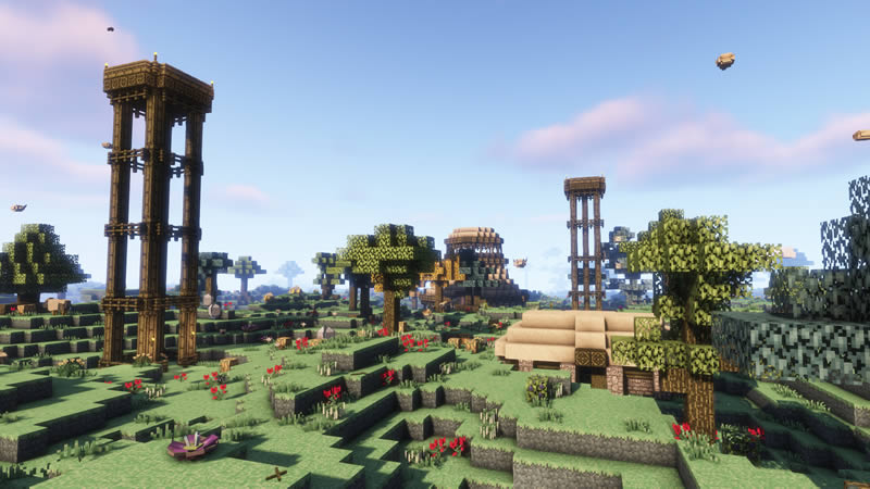 Complementary Shaders Screenshot 5