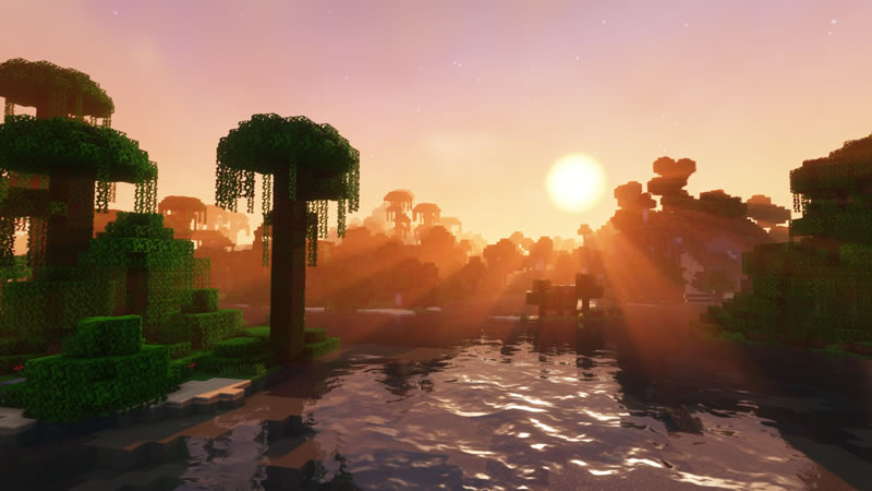 Complementary Shaders Screenshot