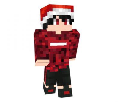 Costa Christmas Skin for Minecraft