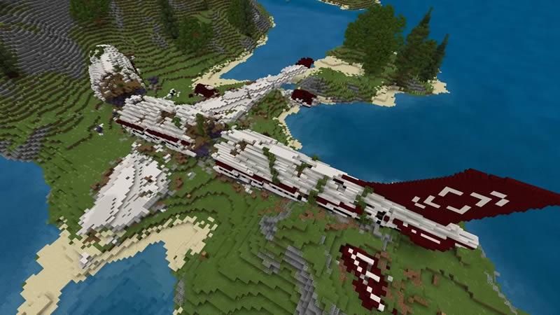 Crashed Map Screenshot 3