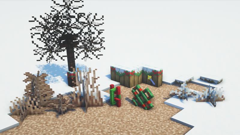 Decorative Winter Mod Screenshot