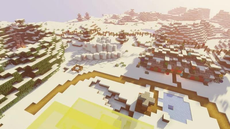Fixing Christmastown Map Screenshot 2