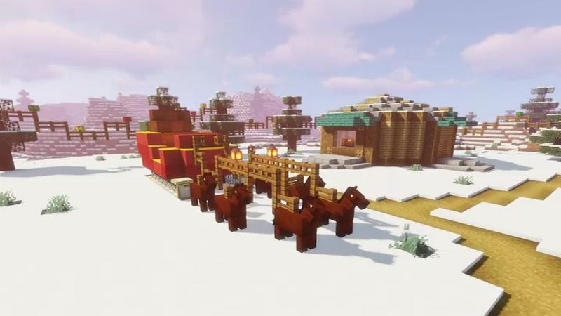 Fixing Christmastown Map Screenshot