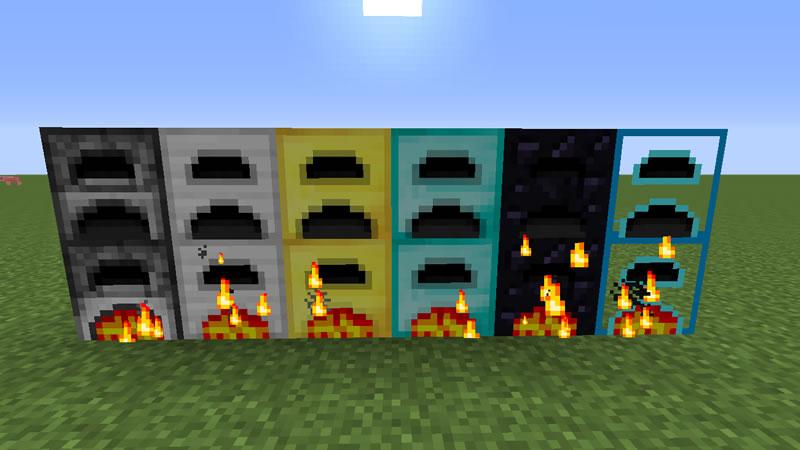 Iron Furnaces Mod Screenshot 2