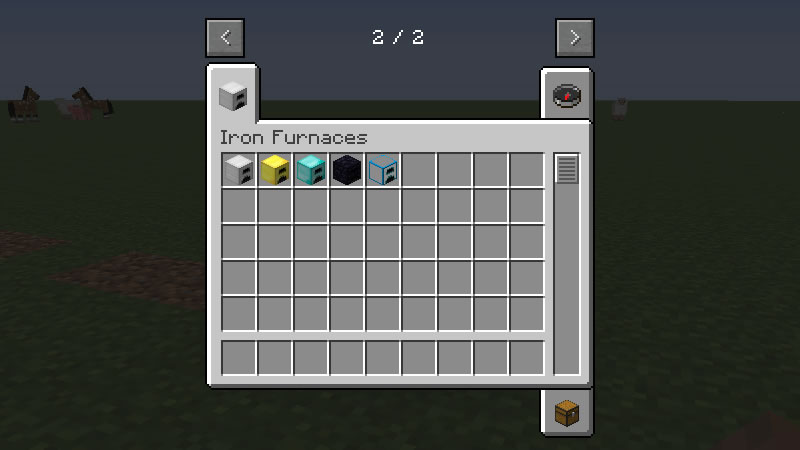 Iron Furnaces Mod Screenshot 5
