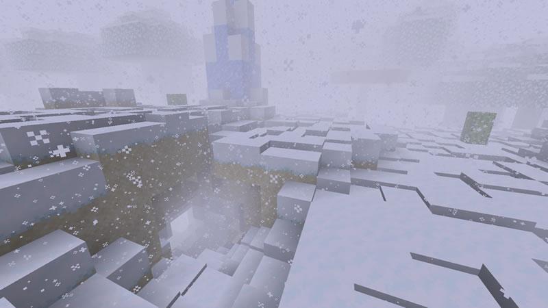 Primal Winter Mod Screenshot 2