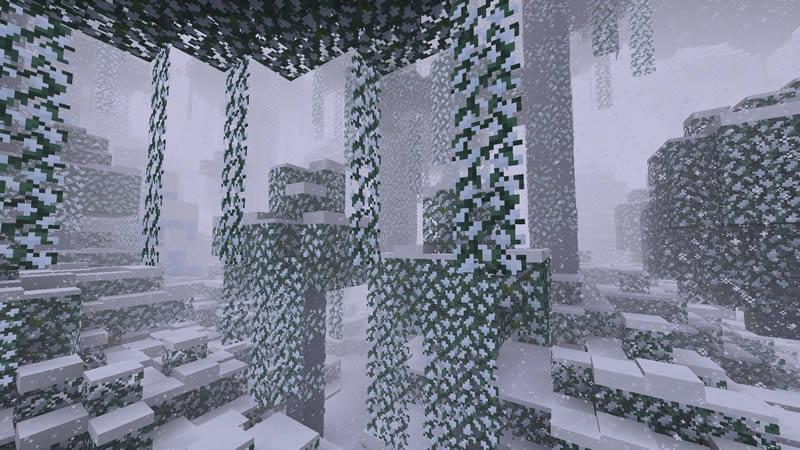 Primal Winter Mod Screenshot 4