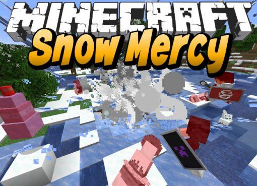 Snow Mercy Mod for Minecraft