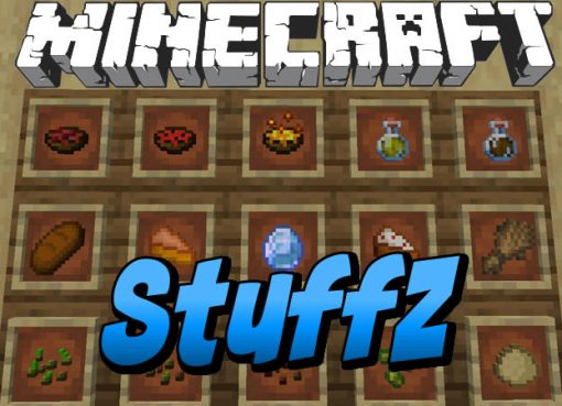 StuffZ Mod for Minecraft