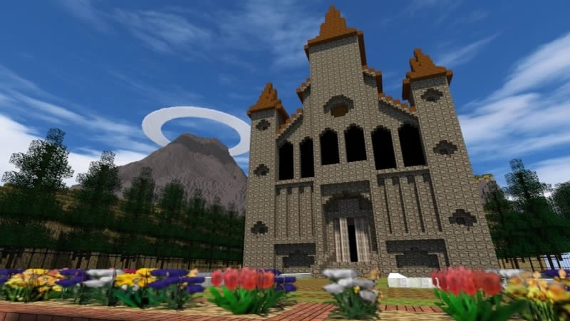The Legend of Zelda Ocarina of Time Map Screenshot 4
