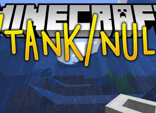 /tank/null Mod for Minecraft