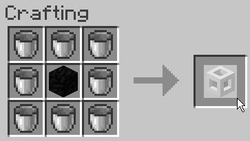 tank null Mod Initial Recipe