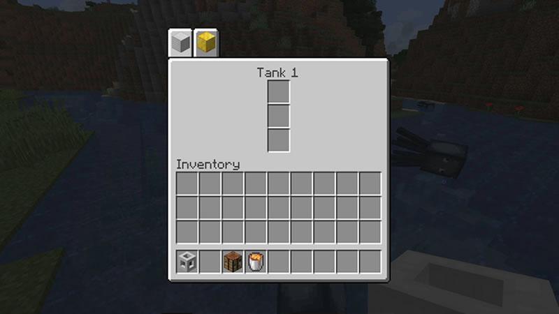 tank null Mod Screenshot