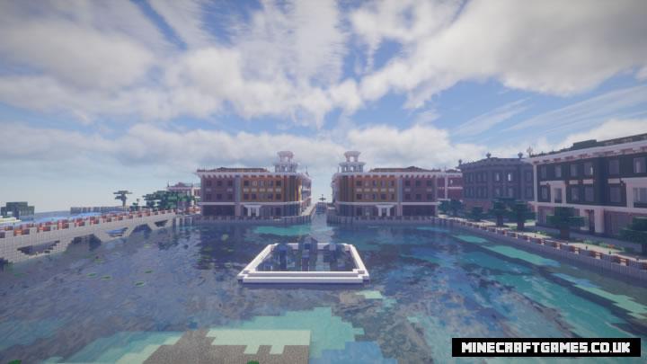 2D City Map Screenshot 6