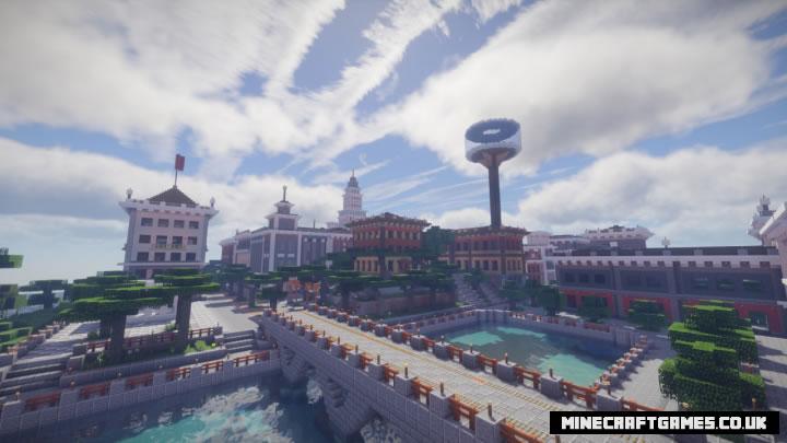2D City Map Screenshot 7