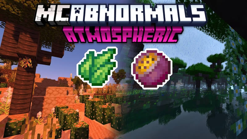 Atmospheric Mod for Minecraft