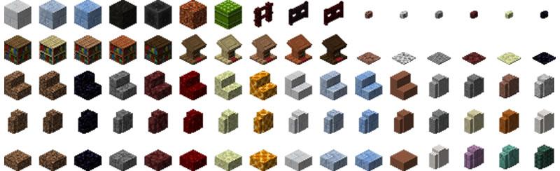 Aurums More Blocks Mod Screenshot 2