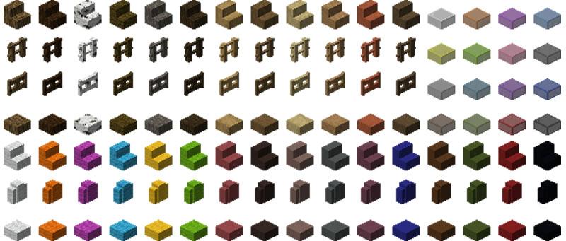 Aurums More Blocks Mod Screenshot
