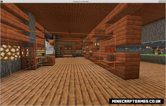 BlockMeterFabric Mod Screenshot 2