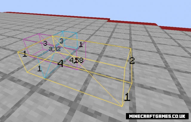BlockMeterFabric Mod Screenshot 3