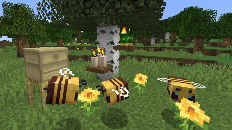 Buzzier Bees Mod Screenshot