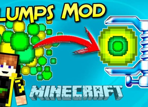Clumps Mod for Minecraft