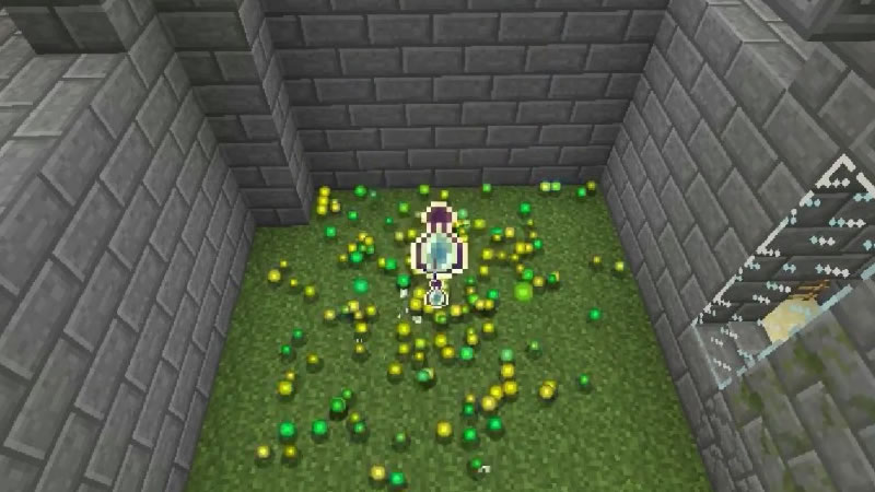 Clumps Mod Screenshot