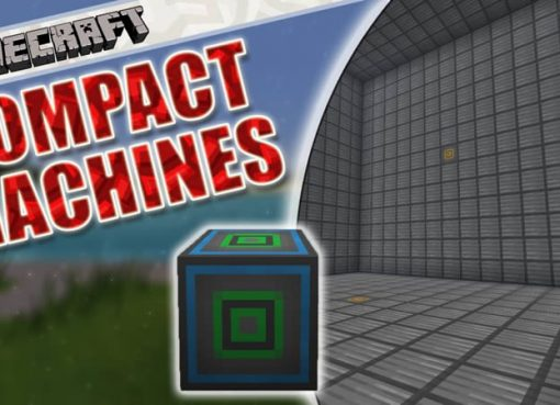Compact Machines Mod for Minecraft