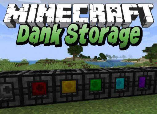 Dank Storage Mod for Minecraft