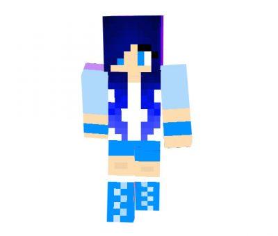 Doble Girls Skin for Minecraft
