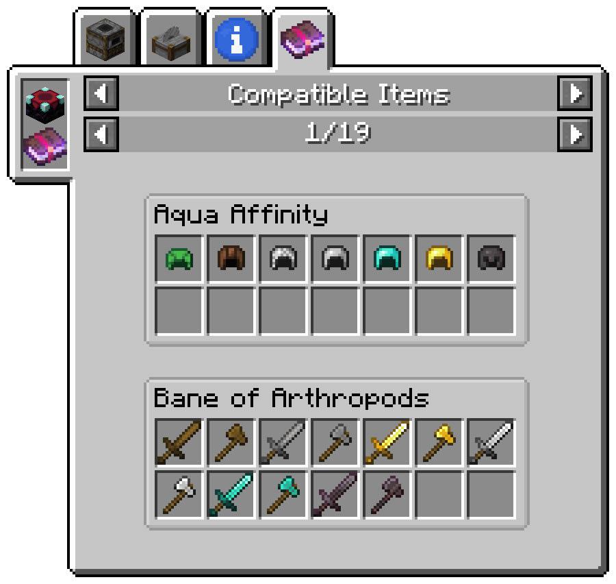 Enchantment Descriptions Mod Screenshot 3