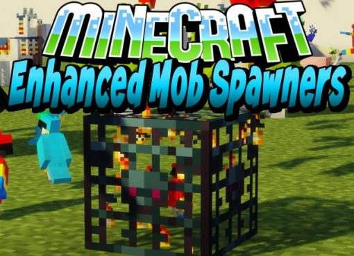Enhanced Mob Spawners Mod for Minecraft