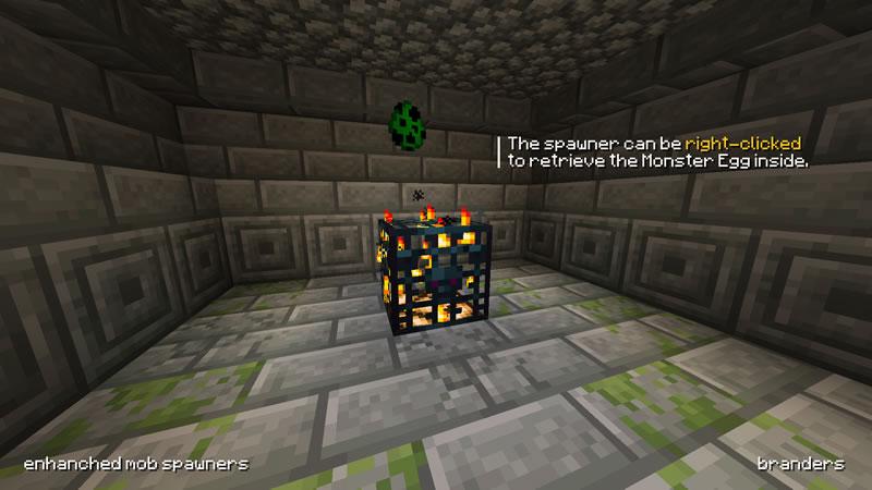 Enhanced Mob Spawners Mod Screenshot 2