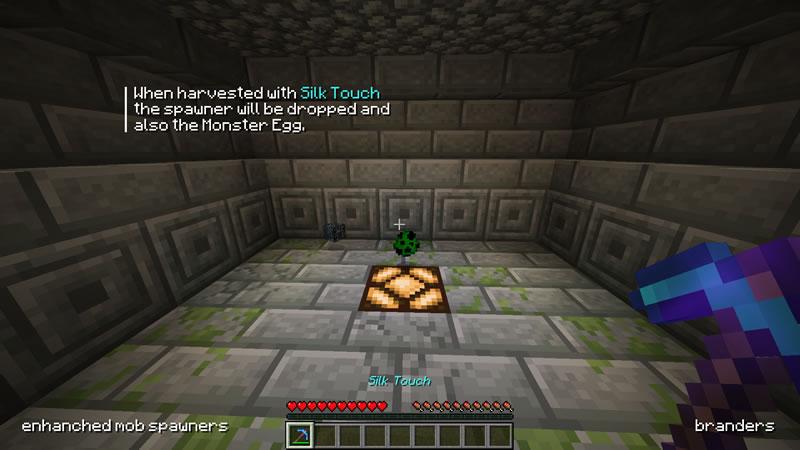Enhanced Mob Spawners Mod Screenshot 3