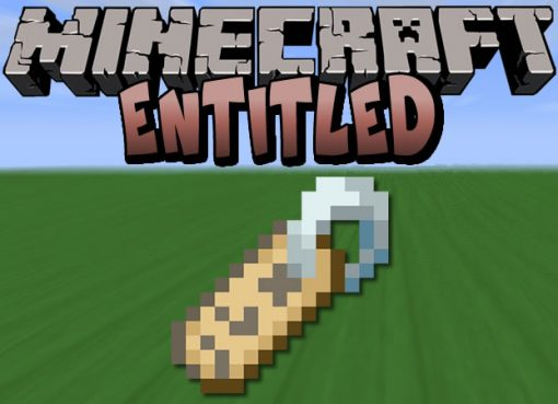 Entitled Mod for Minecraft