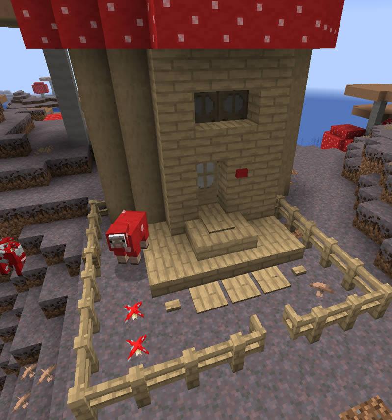 Extended Mushrooms Mod Screenshot 2
