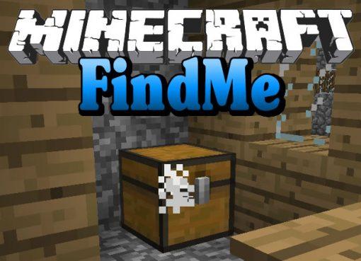 FindMe Mod for Minecraft