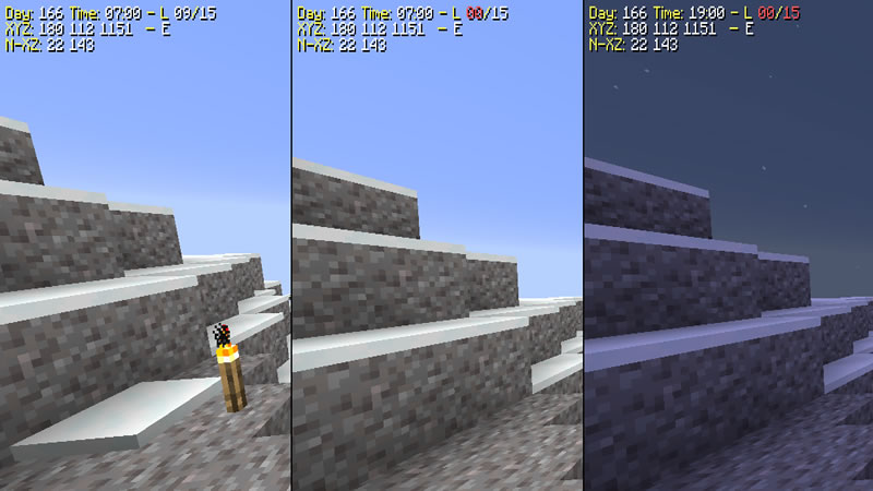 GameInfo Mod Screenshot 2