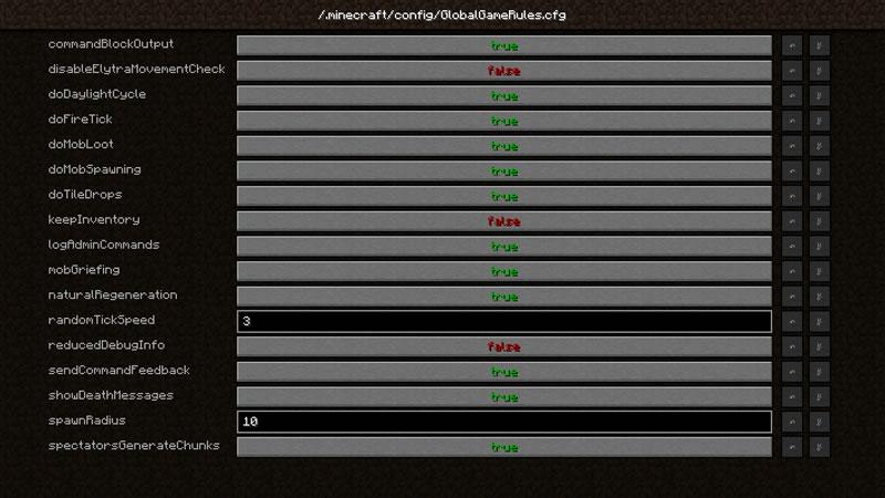 Global GameRules Mod Screenshot 4